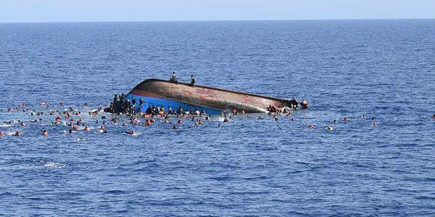 Akdeniz'de Yeni Bir Göçmen Faciası: 80 Kişi Hayatını Kaybetti!