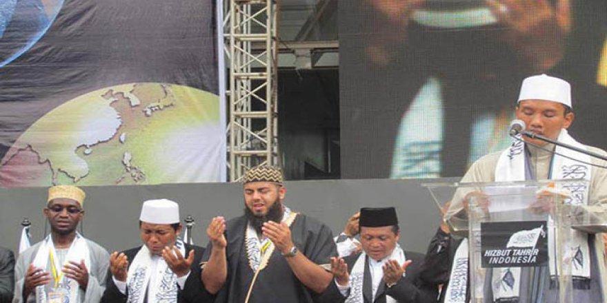 Endonezya Hizbu't-Tahrir'in Faaliyetlerini Yasaklamaya Hazırlanıyor