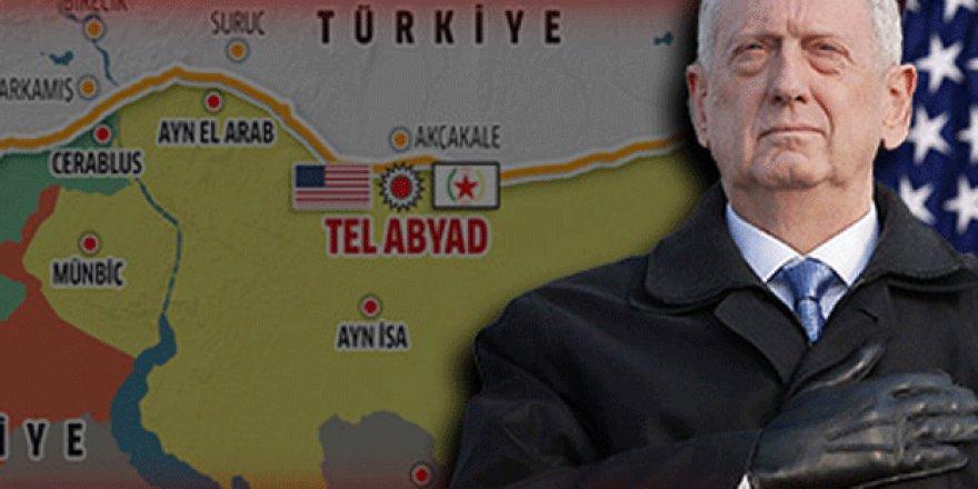 """ABD'den Suriye'de """"Güvenlikli Bölgeler"""" Açıklaması"""