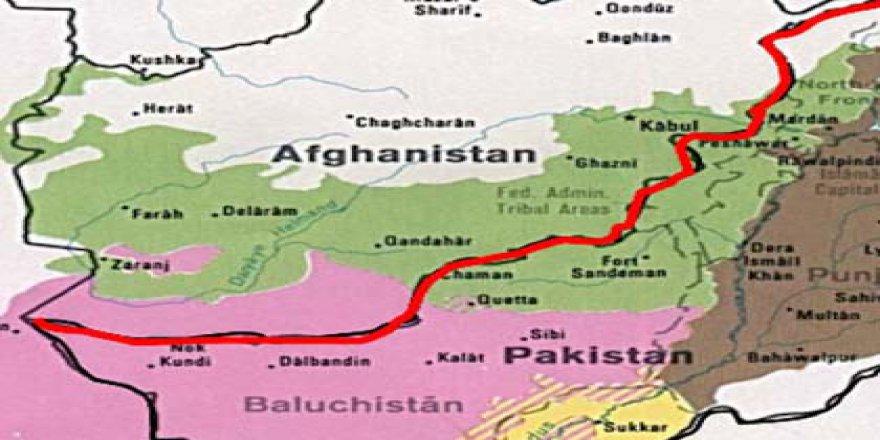 Sömürgecilerin Coğrafyamıza Döşediği Mayınlar: Durand Haritası Örneği