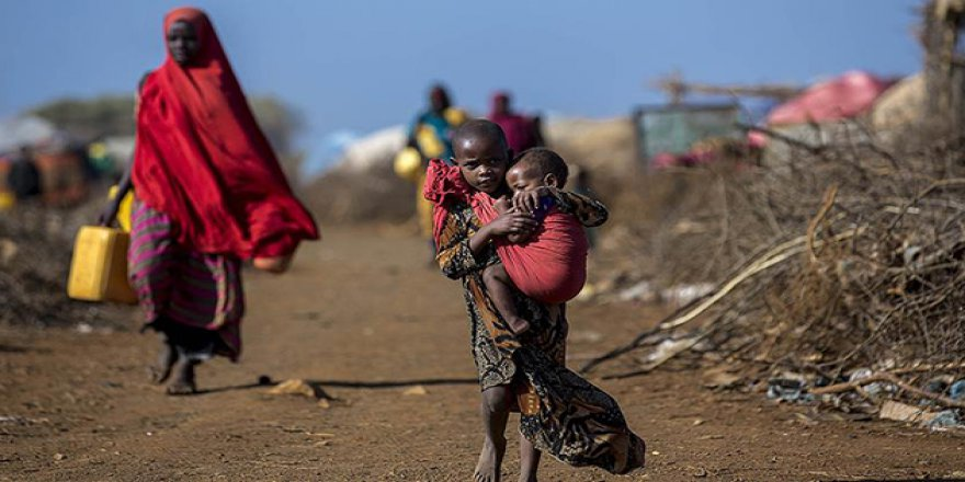 Avustralya'dan Afrika'ya 14,3 Milyon Dolarlık Yardım