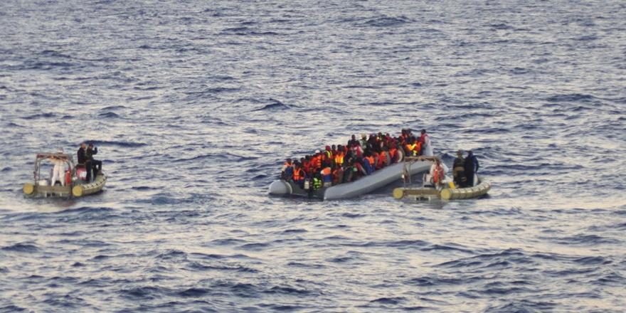 Göçmen Ölümleri 4 Bini Aştı!