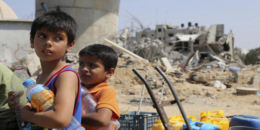 İşgalci İsrail Ürdün Vadisindeki Filistinlileri Susuz Bıraktı