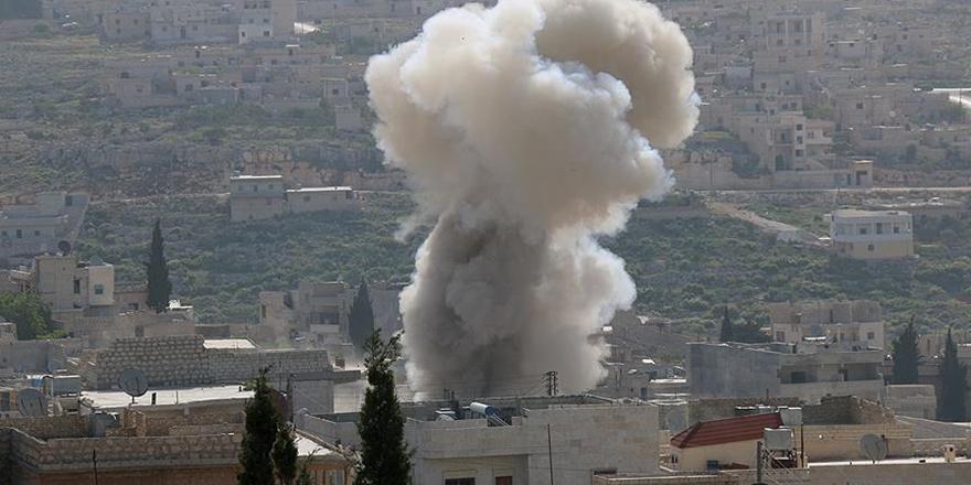 ABD Jetleri Rakka'da Sivilleri Bombaladı!