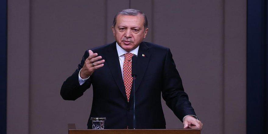 Erdoğan: 'Trump'la Yapacağımız Görüşme Nokta Mesabesinde Olacaktır'