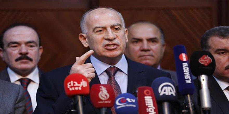 Nuceyfi'den 'Irak İçin Birleşenler Partisi'