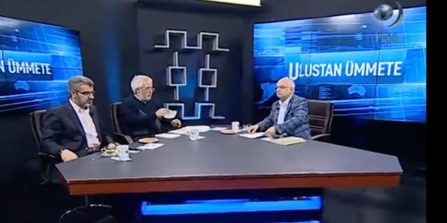 """Ulustan Ümmete'de """"Vesayet ve İslamcılık"""" Konuşuldu"""