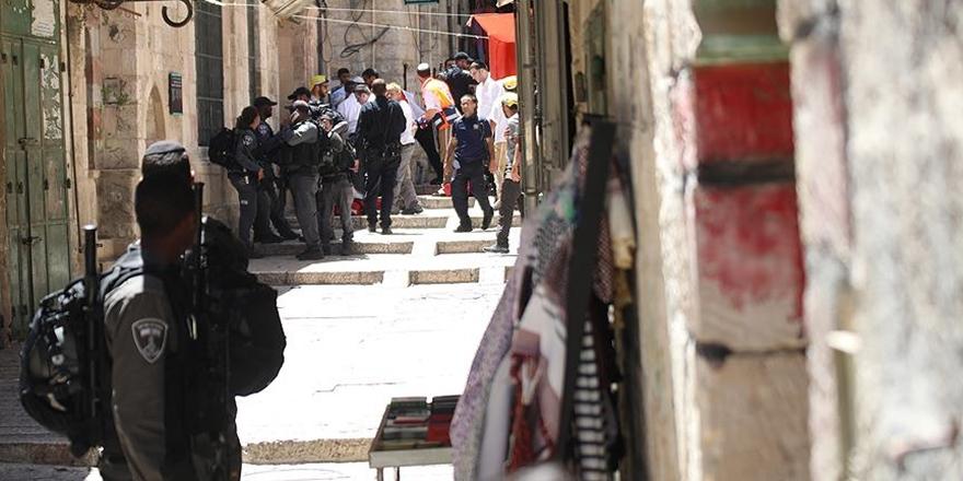 """""""Ekim 2015'ten Bu Yana 331 Filistinli Katledildi"""""""