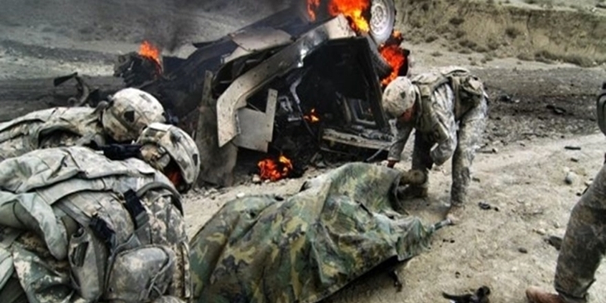 Taliban Afganistan'da Dört ABD Askerini Öldürdü!
