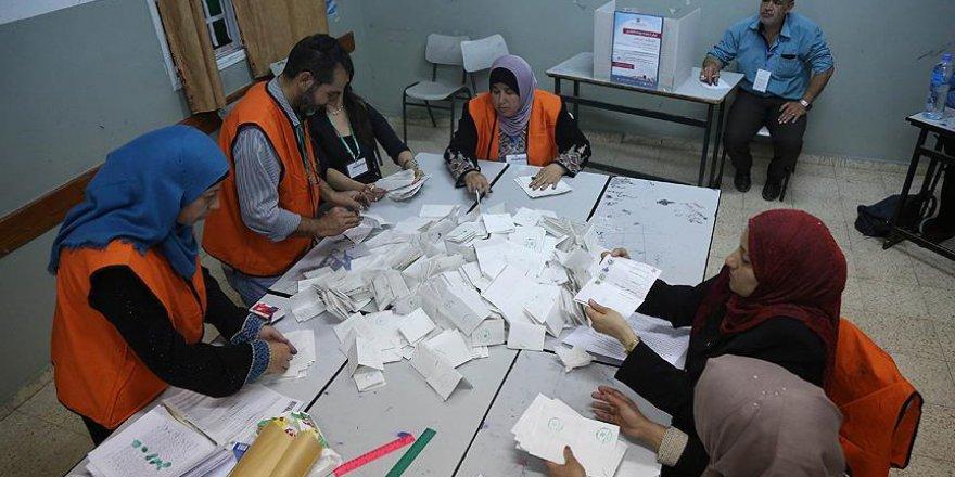 Batı Şeria'daki Seçimlerde Bağımsızlar Çoğunluğu Kazandı
