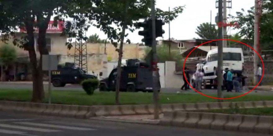 Diyarbakır'daki Askeri Üstte Bomba Paniği