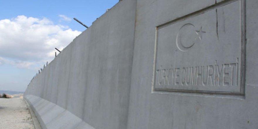 Türkiye-İran Sınırına Duvara İran'dan Onay