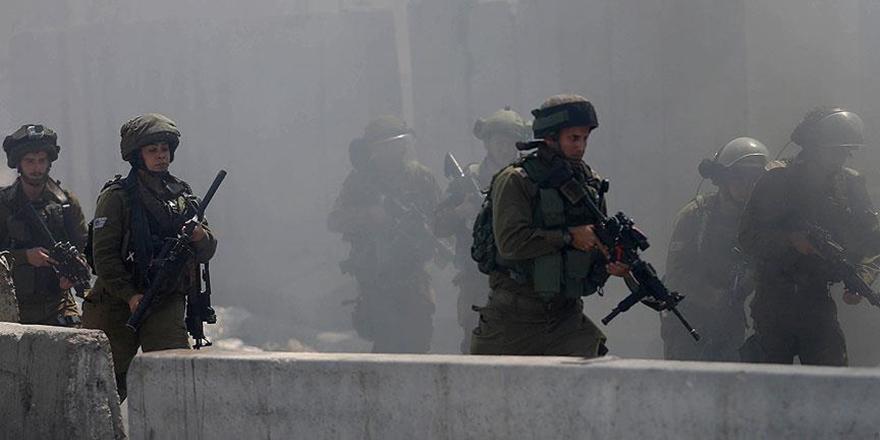 İşgalci İsrail Askerleri Nekbe Gösterilerine Müdahale Etti!