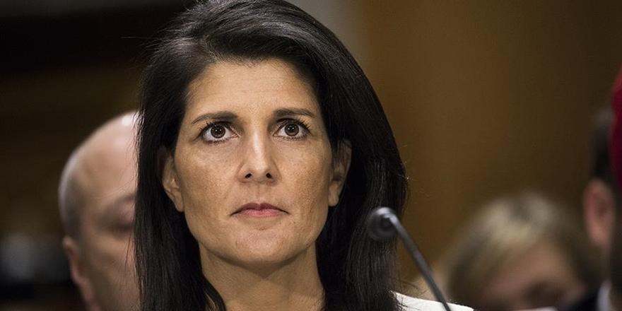 ABD'den BMGK'ya İran Çağrısı: Cezalandırılsın