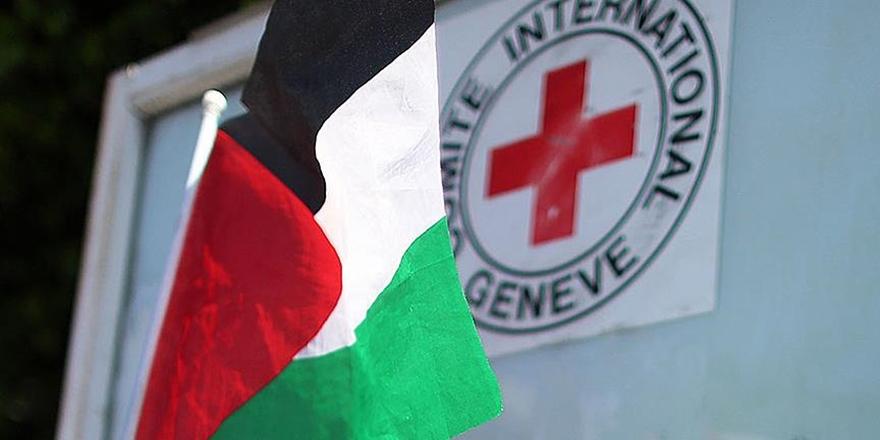 Uluslararası Kızılhaç Örgütü Ramallah'taki Ofisini Kapattı!