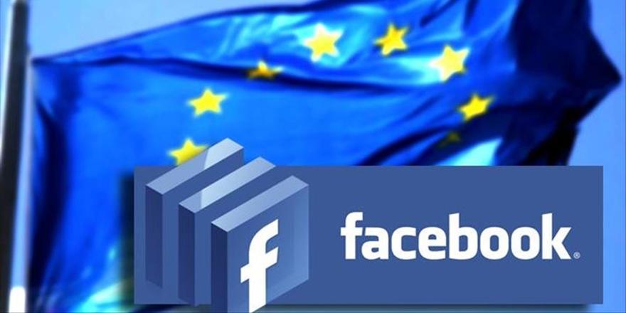 AB, Facebook'a 110 Milyon Avro Para Cezası Kesti!
