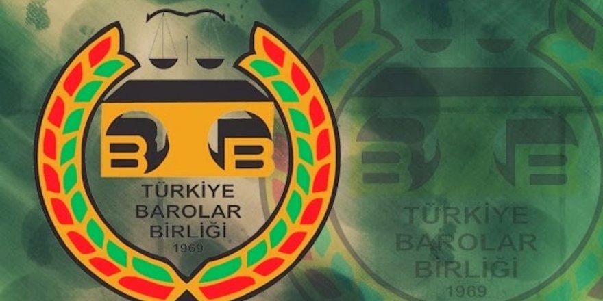 Barolar Birliği'ne FETÖ Operasyonu