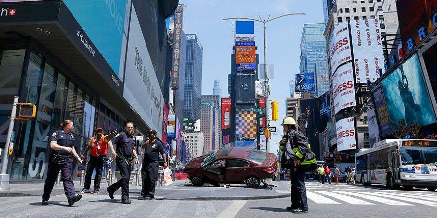 """Paranoya ile Trafik Kazasını """"Terör Eylemi"""" Gördüler"""