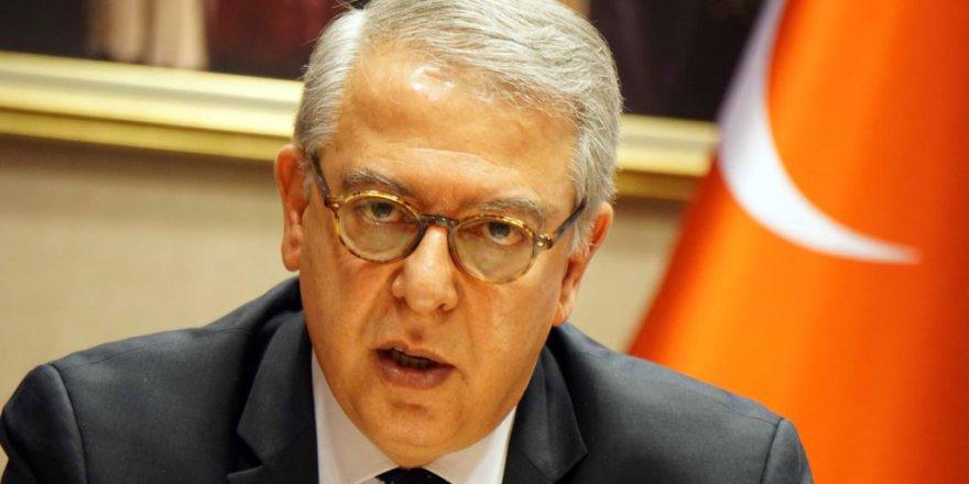 Washington Büyükelçisi ABD Dışişleri'ne Çağrıldı
