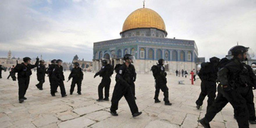 Mescid-i Aksa Yıkılmadan Müslümanlar Harekete Geçmeli