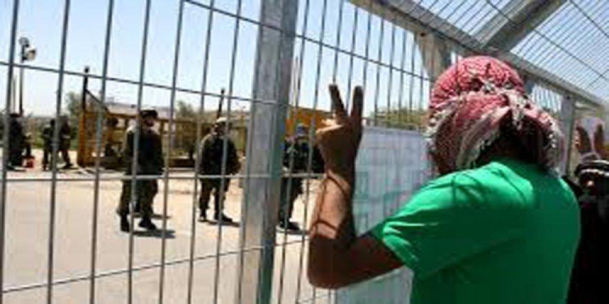 Filistinli 200 Tutuklu Daha Açlık Grevine Başladı