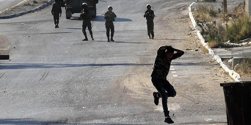 İşgalci Askerlerden Batı Şeria'da Filistinlilere Müdahale!