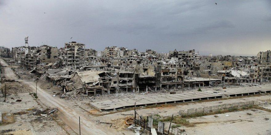 Tahliyelerin Tamamlandığı Vaer Rejimin Kontrolüne Girdi