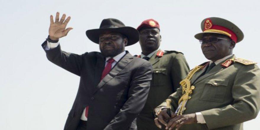 Güney Sudan Cumhurbaşkanı'ndan Tek Taraflı Ateşkes İlanı