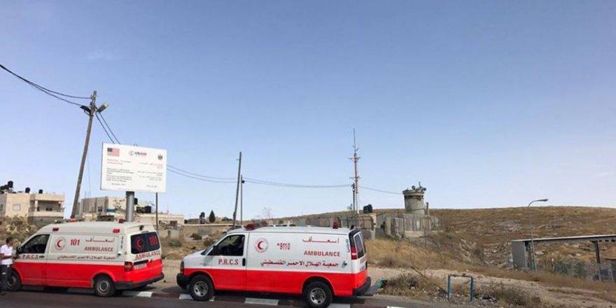 İşgal Güçleri Kudüs'ün Doğusunda Filistinli Bir Genci Katletti