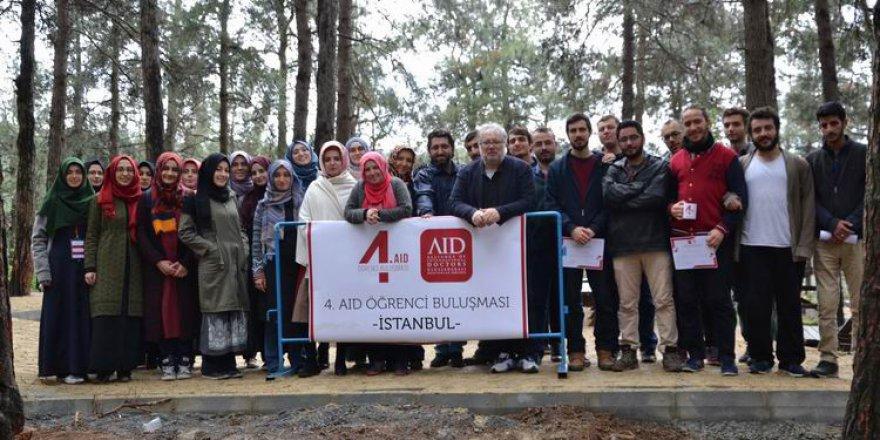 4. AID Öğrenci Buluşması İstanbul'da Gerçekleşti