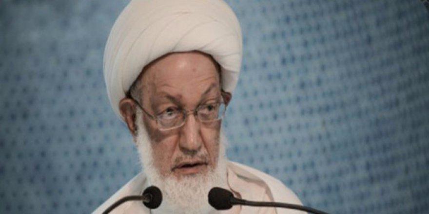 Bahreyn Polisi Şii Lider İsa Kasım'ın Evine Baskın Düzenledi