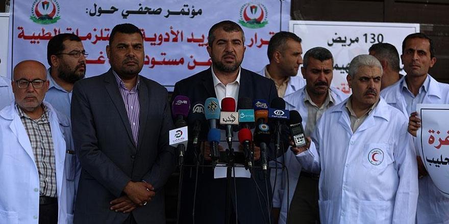"""""""Gazze'de Sağlık Hizmetleri Durma Noktasına Geldi"""""""