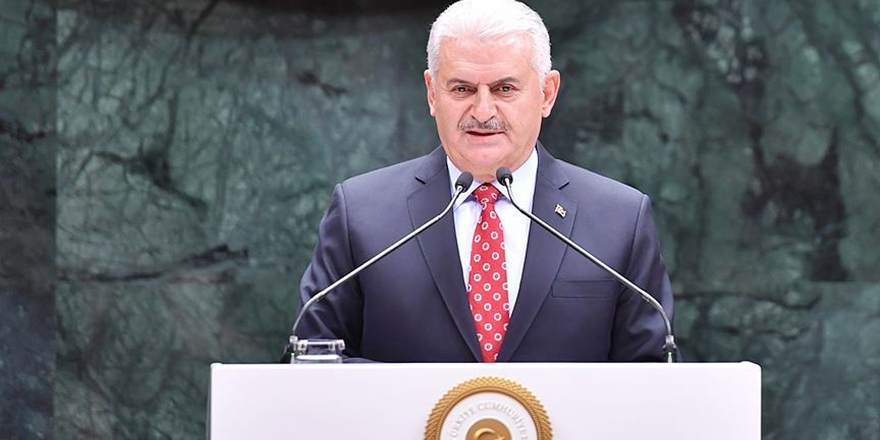 Başbakan Yıldırım AK Parti TBMM Grup Başkanı Seçildi