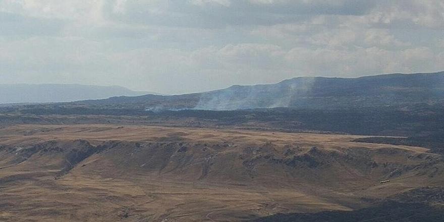 Tendürek Dağı'nda Çatışma: 1 Asker Hayatını Kaybetti!