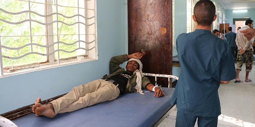 Yemen'deki Kolera Salgını: 398 Kişi Hayatını Kaybetti