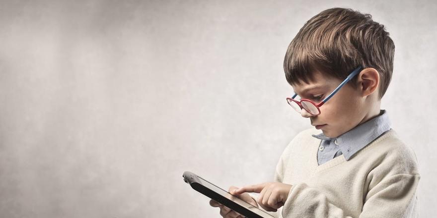 """""""Tablet Bilgisayarlar Gençlerin Becerilerini Geliştiriyor"""""""