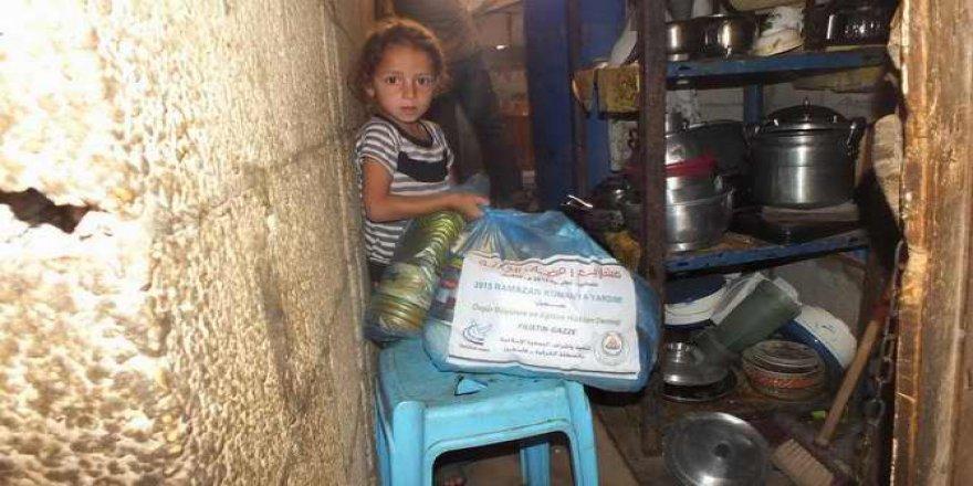 Ramazan Kumanyalarımız Suriye ve Gazzeli Yetimler İçin