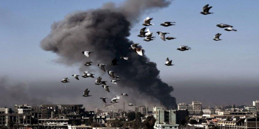 ABD, IŞİD'e Yönelik Hava Saldırılarında Binlerce Sivili Katletti