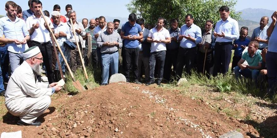 PKK'lı Militanlar, Biri 3 Aylık 7 Çocuğu Yetim Bıraktı!