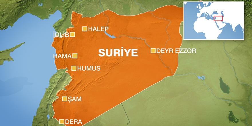 Suriyeli Direnişçiler Genel Bir Af Çıkardı