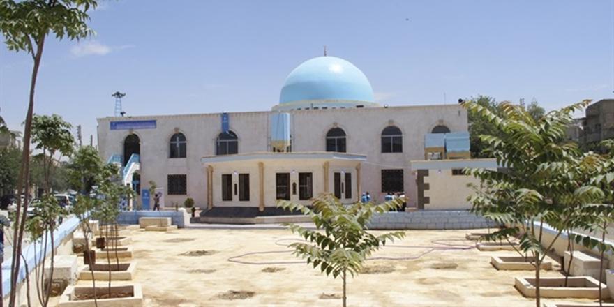 Türkiye Diyanet Vakfı Suriye'de 110 Cami Onaracak