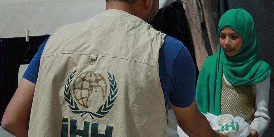 İHH'dan Suriye'deki Bir Milyon Kişiye Ramazan Yardımı