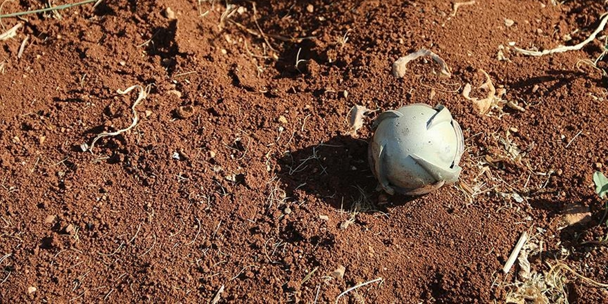 Suriye'de Hasatta Patlamamış Bomba Riski!