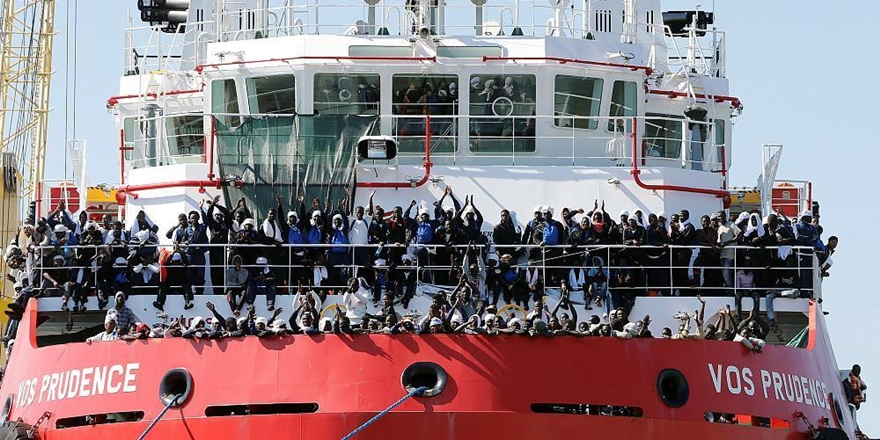 G7 Zirvesi'nde Mülteci Sorunu Çözümsüz Kaldı!