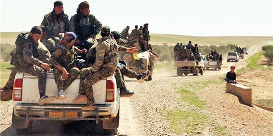 PKK/PYD Eliyle Petrol İşgali!