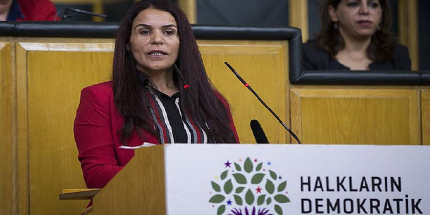 HDP Milletvekili Besime Konca Tutuklandı