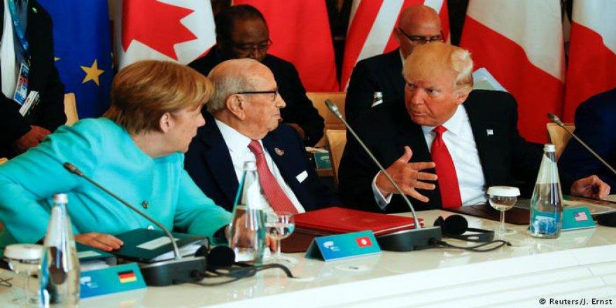 Almanya: Trump ile Birlikte Batı Artık Daha Küçük