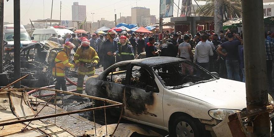 Bağdat'ta Bir Bombalı Saldırı Daha: 8 Ölü
