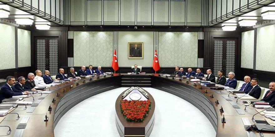 """MGK Bildirisi: """"Referandum Gayrimeşrudur, Kabul Edilemez"""""""