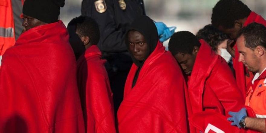 """""""Göçmenlerin Yeni Rotası İspanya Oldu"""""""